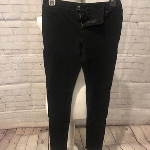 🌻WHBM XXS black jeggings jeans